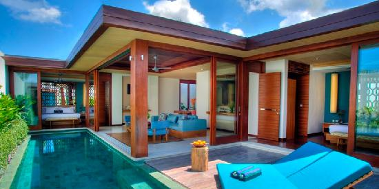 Maca Villas & Spa: Spacious Deluxe Two Bedroom Villa