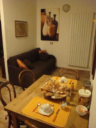 Bed & Breakfast Alexande: ZONA GIORNO