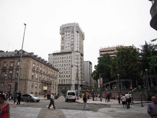 Gran Hotel San Martin: hotel
