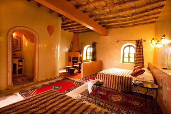 Guest House Merzouga: suite berbere