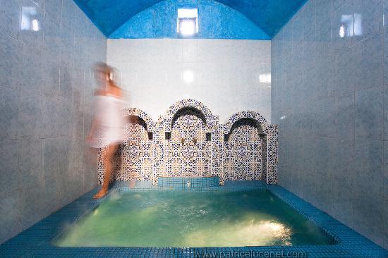 Guest House Merzouga: hamam et spa pour detent