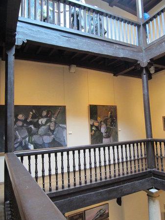 Oviedo, Spain: Hermoso marco para un museo
