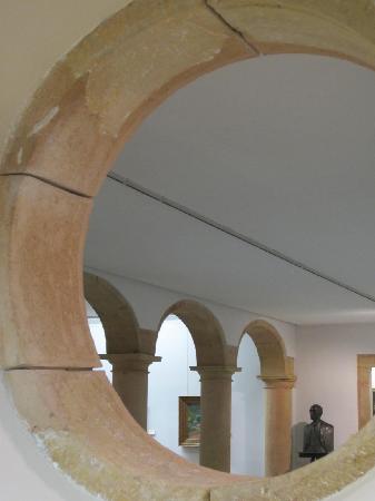 Museo de Bellas Artes de Asturias: Mirada a través del tercer ojo...