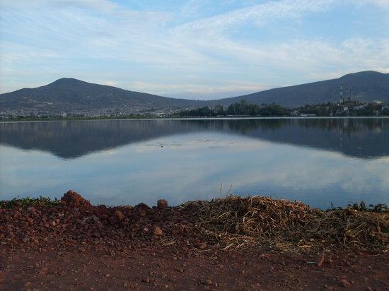 Lago Yuriria, Guanajuato, Mexico 2011