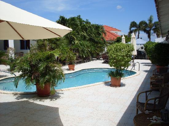 Aruba Harmony Apartments Suites & Hostel: gewelig