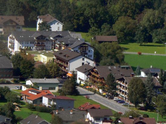 Vandans, Österreich: Sporthotel vue du GolmerBahn