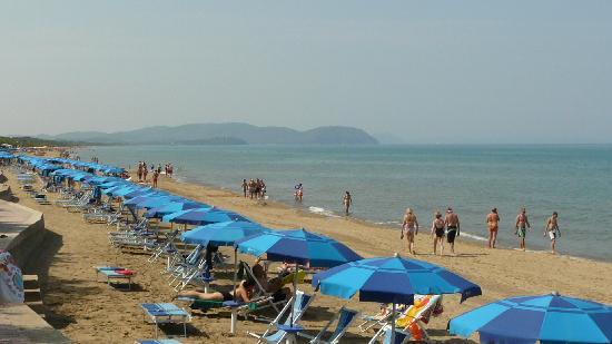 Riva degli Etruschi: Spiaggia