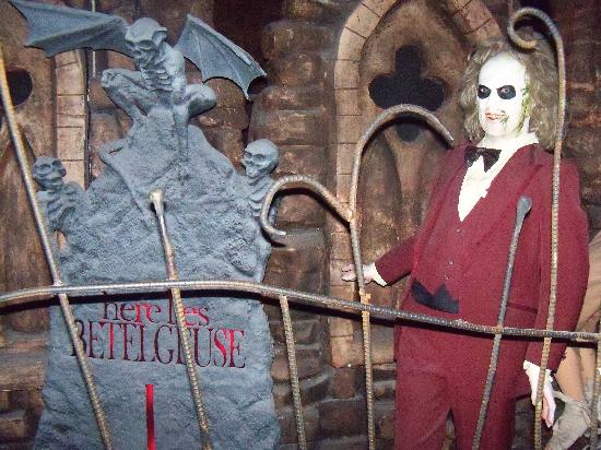 The Wax Museum at Fisherman's Wharf: One of the better likenesses