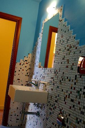 Motta Residence Hotel: Bagno