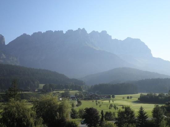 Sporthotel Ellmau: fantastic views