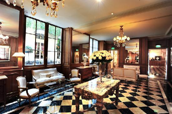 Hotel de Crillon: Galery