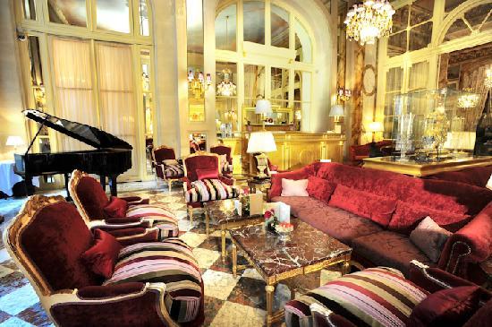 """Hotel de Crillon: The """"Jardin d'Hiver"""""""