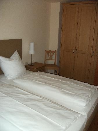 Apartment Torri di Seefeld: Bedroom