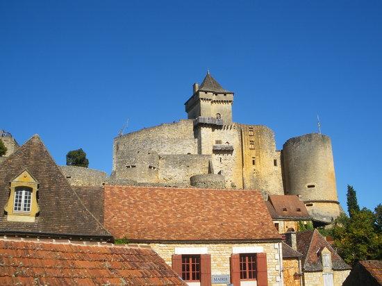 Château Castelnaud : château de Castelnaud