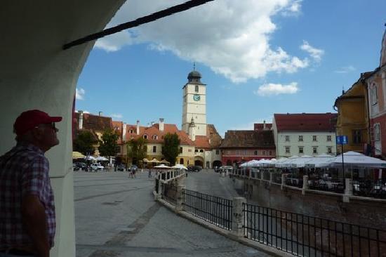 Sibiu dalla Plata Mica