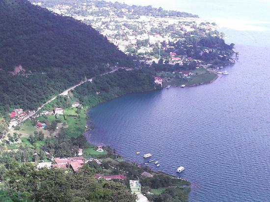Panajachel, Guatemala: Vista del Lago 2