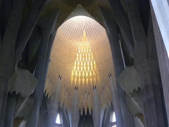 โบสถ์แห่งครอบครัวศักดิ์สิทธิ์: la nef