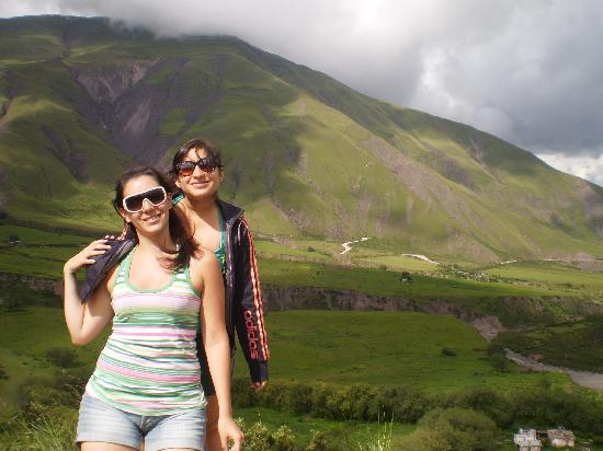 Salta, Argentine : CUESTA DEL OVISPO