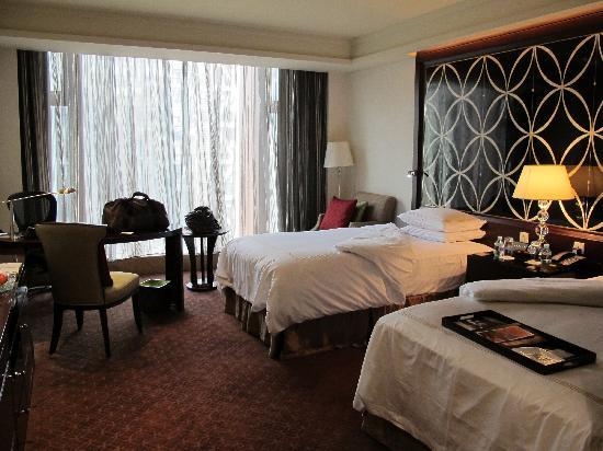 โรงแรมแฟร์มอนท์ ปักกิ่ง: Heavenly beds...
