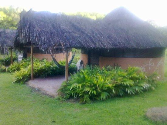 Campamento Ecologico Ya-koo : la cabaña super acojedora.
