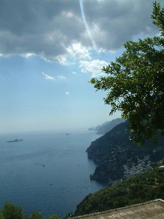 Montepertuso, อิตาลี: panorama