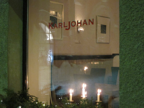 Restaurant Karljohan - TEMPORARILY CLOSED: こじんまりとしたお店