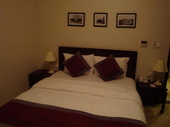 La Dolce Vita Hotel: bedroom area