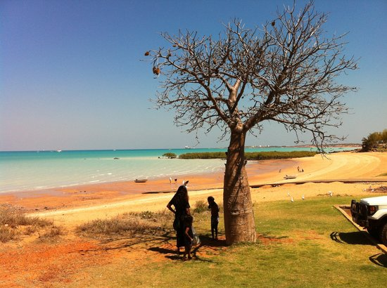 Broome Town Beach