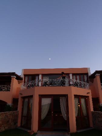 Hotel I Corbezzoli: La struttura centrale