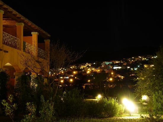 Hotel I Corbezzoli: Corbezzoli by night