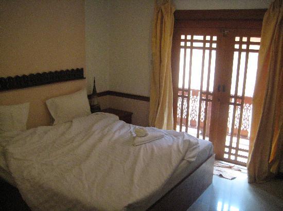 Delight Resort: Eingang / Fenster