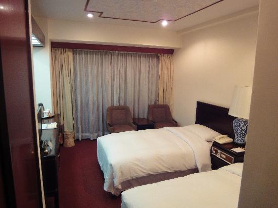 Leofoo Hotel Taipei: 部屋全体図