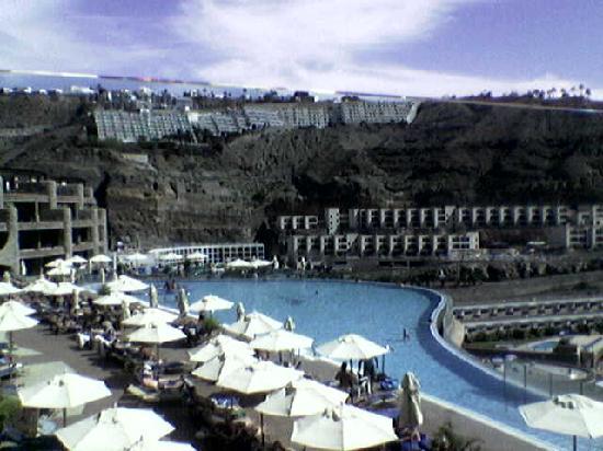 Gloria Palace Royal Hotel & Spa: View from my balcony