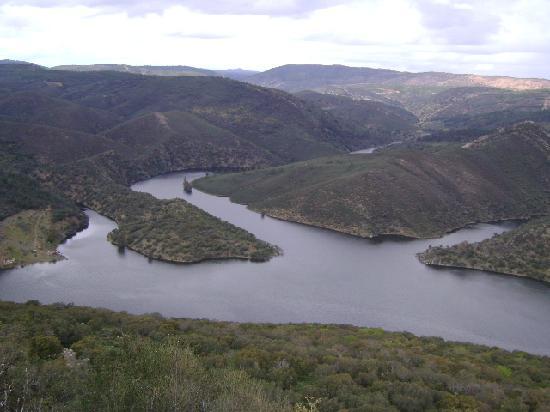 Monfrague National Park : Parue Nacional de Monfragüe, Cáceres.