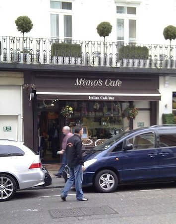 Mimos Cafe Bar : Great Coffee, Great Food, Relaxed Atmosphere, Affordable