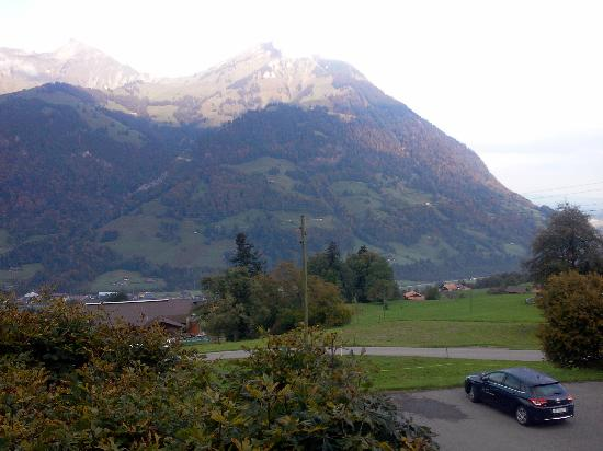 Gasthof Engelberg: Great view