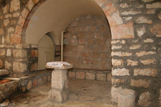 Gartengrab: Worship site