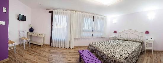 """Hotel Valdelinares : Habitación """"Cantueso"""""""