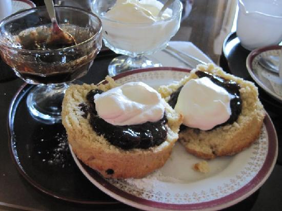 Part-Y-Seal Bed & Breakfast: generous portions