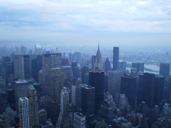 Vista desde Empire State Building