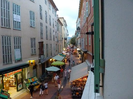 Belambra Clubs - Le Vendôme : Evening from room (Garden View)