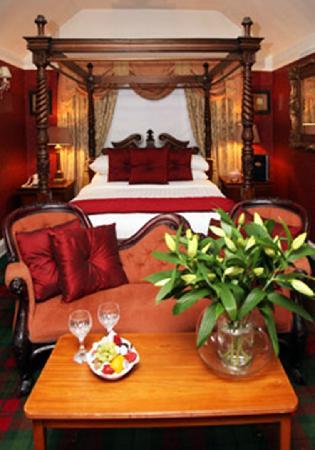 Dalmeny Park Country House Hotel: Lomond Suite