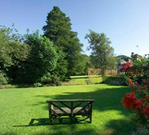 Dalmeny Park Country House Hotel: Gardens