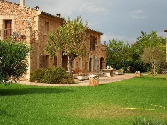 Agroturismo Es Quatre Cantons: Lovely hotel.