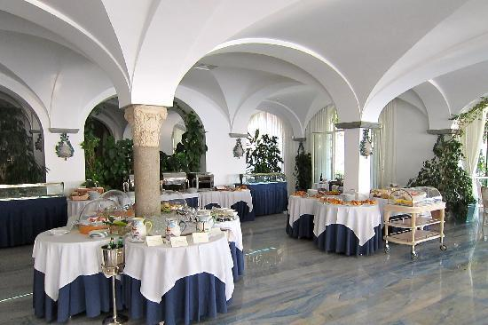 Santa Caterina Hotel : Breakfast