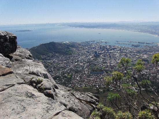 Table Mountain: Cape own at my feet