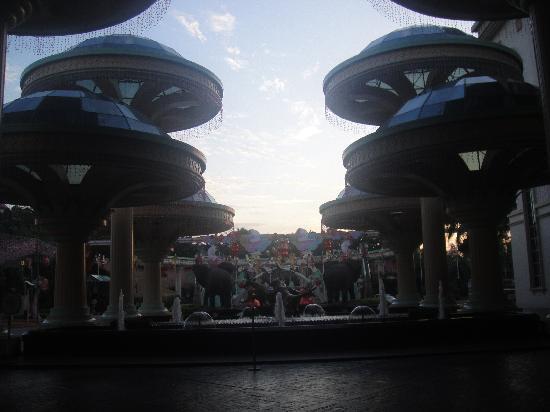 Sunway Resort Hotel & Spa : front