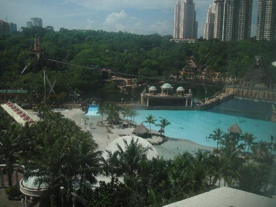 Sunway Resort Hotel & Spa: park view