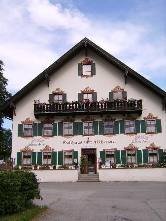Gasthaus zum Fischerwirt : Auberge : façade