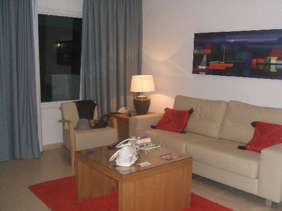 Costa Sal Villas and Suites: Lounge area - Lovely seats